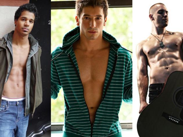 10 hottest chorus boys (2012)