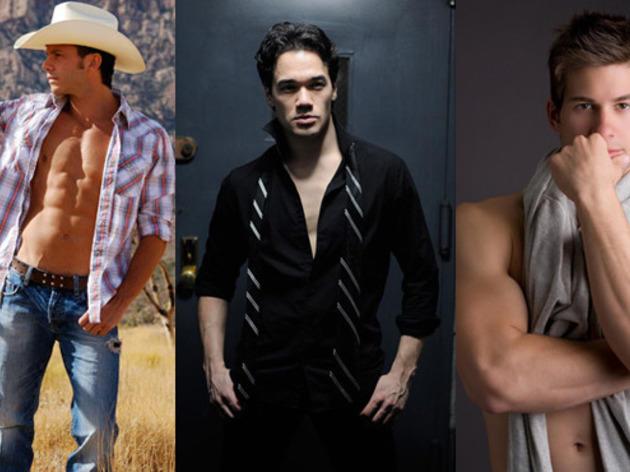 10 hottest chorus boys (2011)