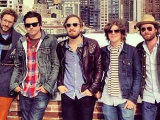 The Wild Feathers.