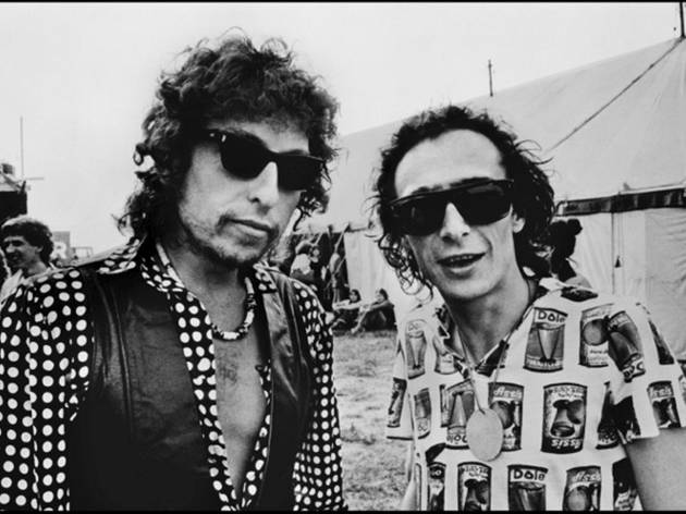 Chalkie Davies ('Graham Parker and Bob Dylan')