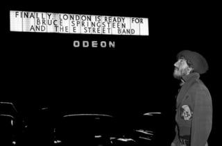 Chalkie Davies ('Bruce Springsteen, Hammersmith Odeon, London', 1975)