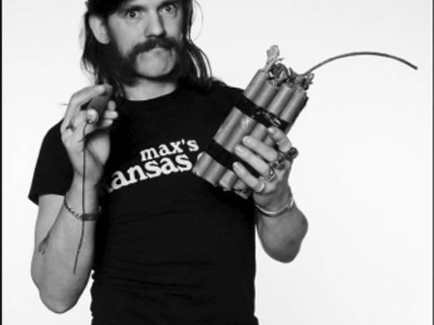 Chalkie Davies ('Lemmy')