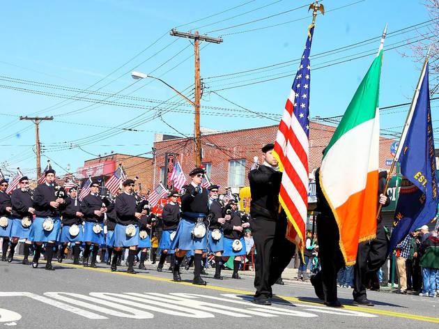 Throggs Neck St. Patrick's Day Parade