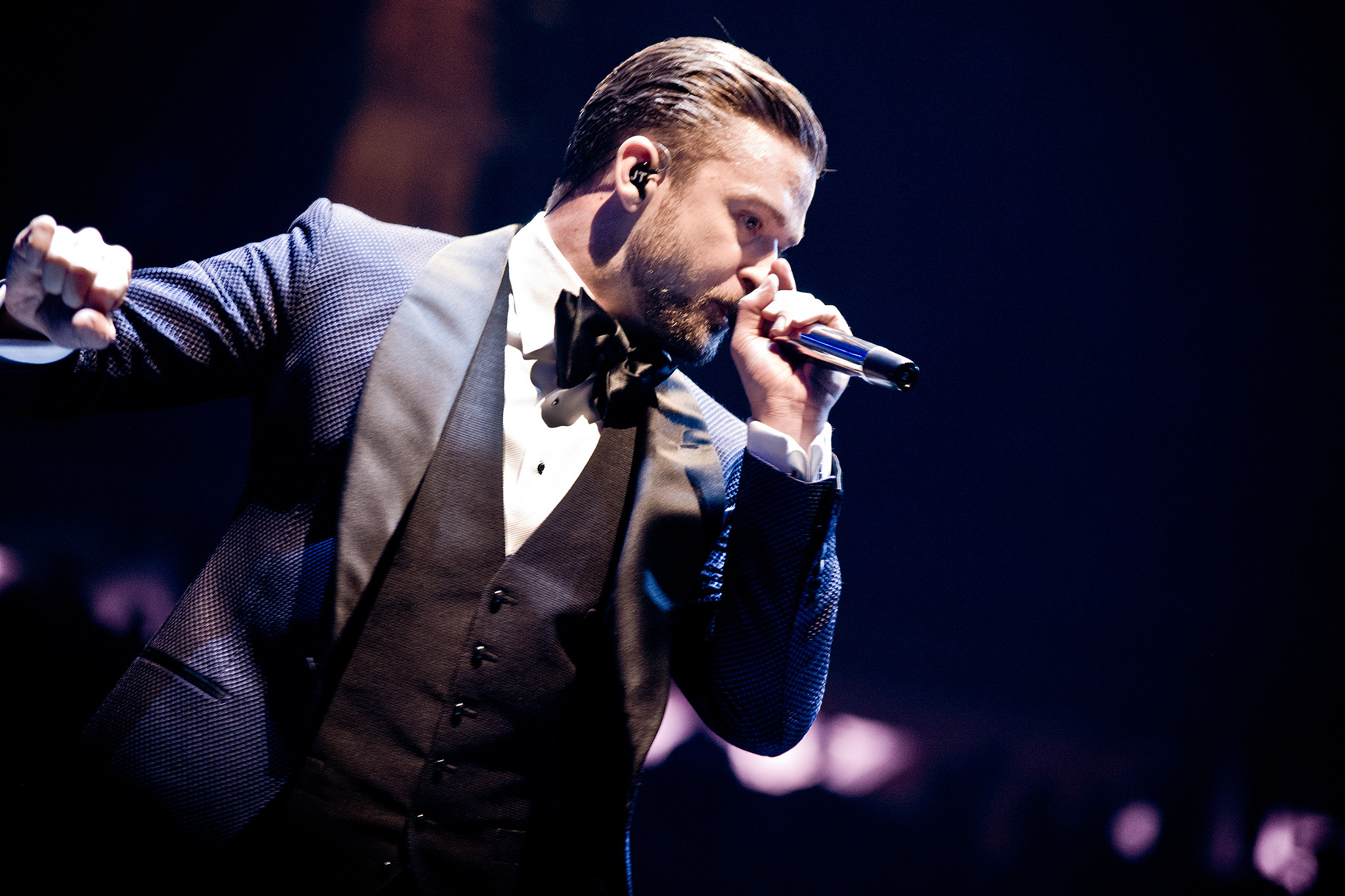 justin timberlake concert photos live at madison square garden