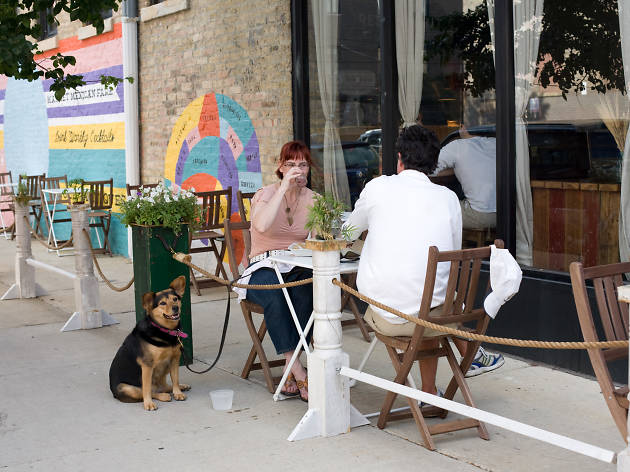 46 dog-friendly patios