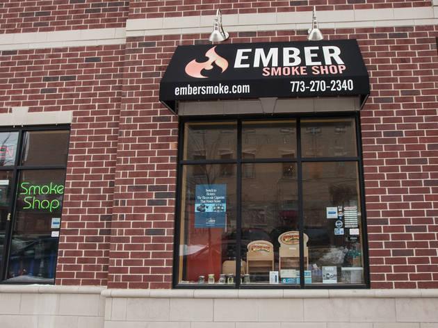 Ember Smoke Shop (CLOSED)