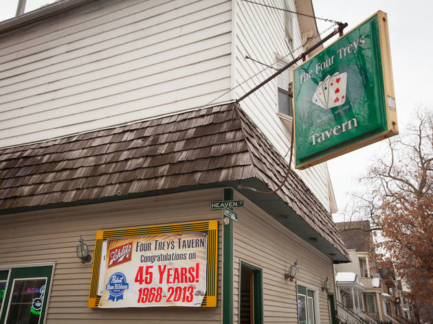 The Four Treys Tavern