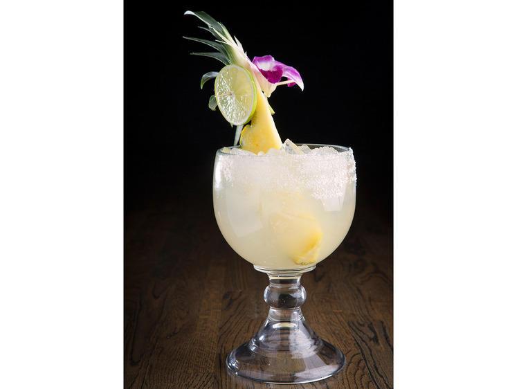 Pineapple Serrano at Takito Kitchen