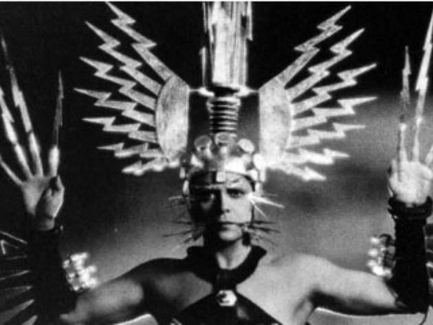 Theodore Kosloff & Cecil B. DeMille Meet Madam Satan
