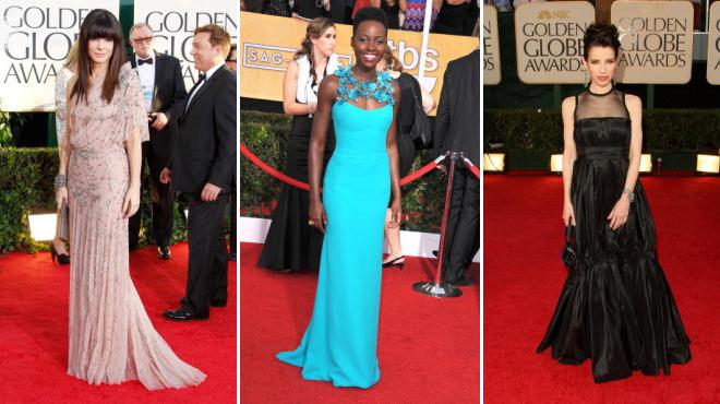 Best red carpet dresses