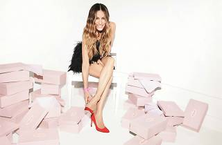 Sarah Jessica Parker presents SJP Collection at Nordstrom at The Grove
