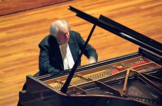 Palau 100 Piano: Grigory Sokolov