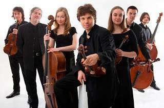Russian Ensemble Victoria + Rodion Zamuruev