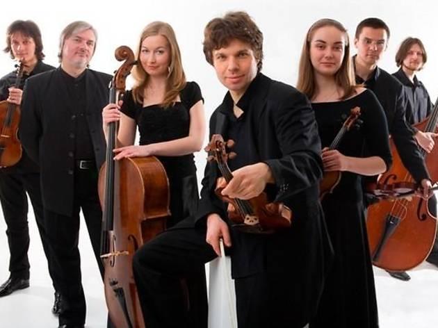 Russian Ensemble Victoria