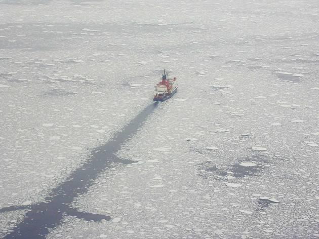 Antàrtida, la vida al límit. Els viatges científics avui