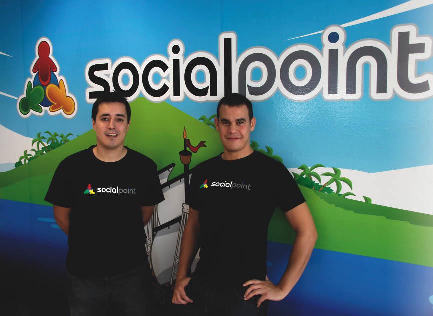 Els nois de Social Point