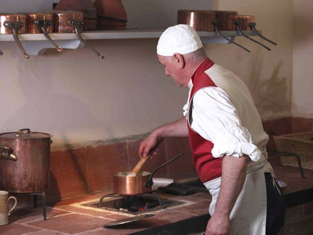 Live Georgian Cookery