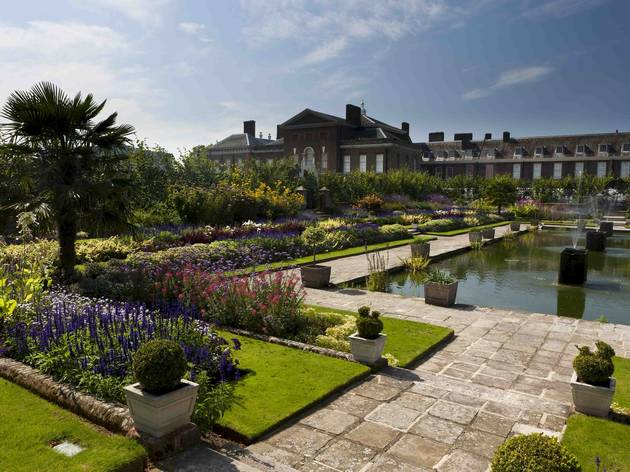 Mothering Sunday at Kensington Palace