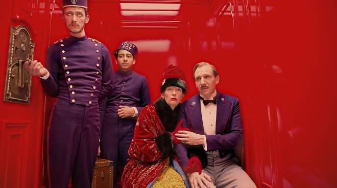 Review: Grand Budapest Hotel