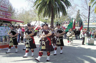 LA County Irish Fair and Music Festival