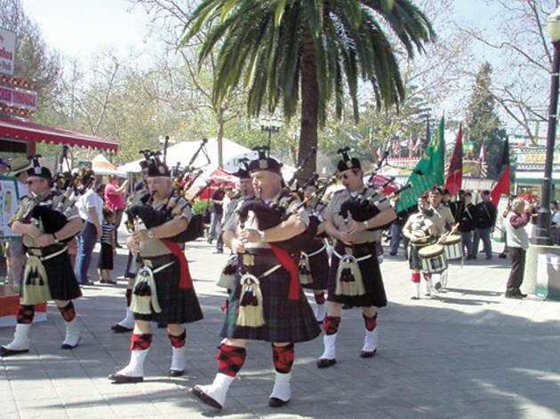 LA County Irish Fair and Music Festival
