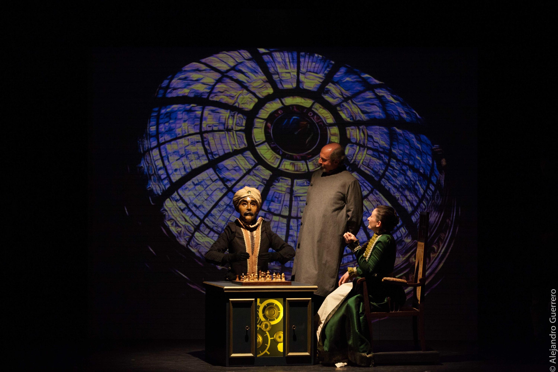 Théâtre • Le Cercle des illusionnistes