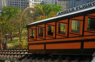 Angels Flight.