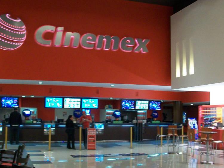 Cinemex Legaria