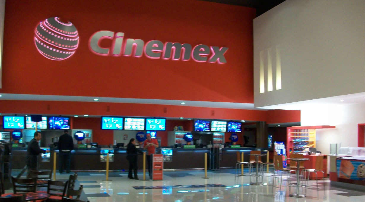 Cinemex Legaria