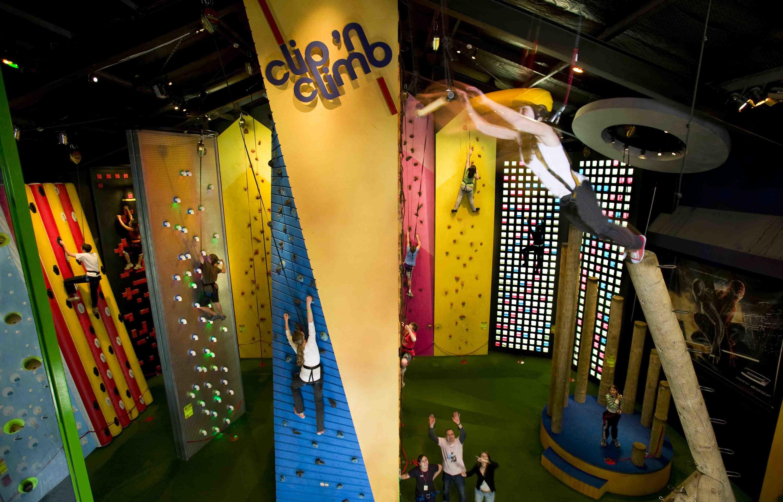 Clip N Climb Chelsea