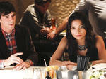 Blake Lee as Tom and Ginger Gonzaga as Maya in Mixology
