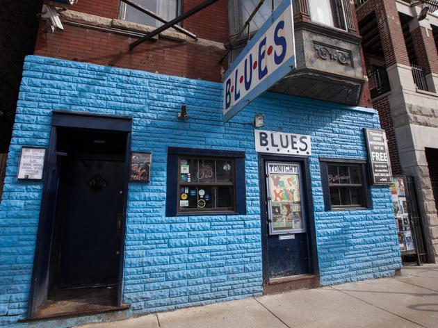 B.L.U.E.S. Chicago