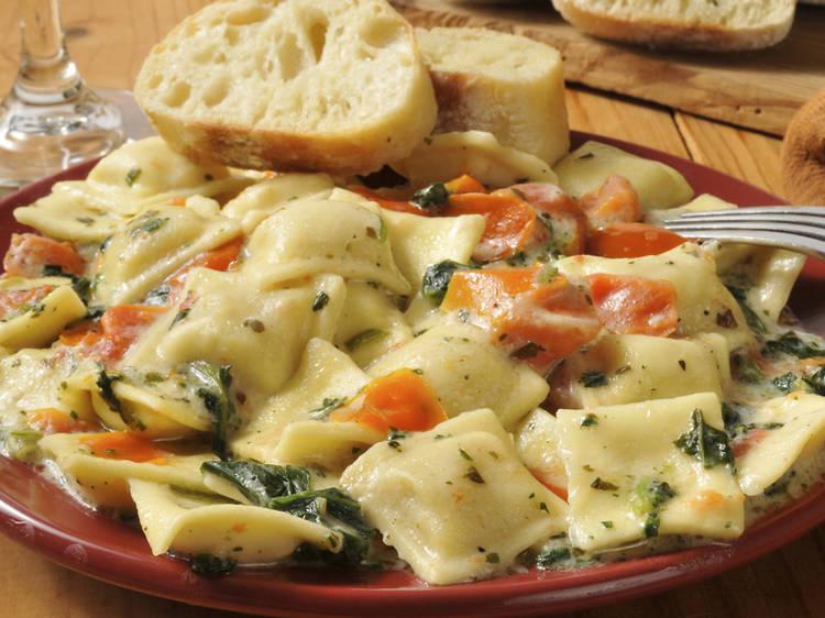 Taller: Raw Food Italiana