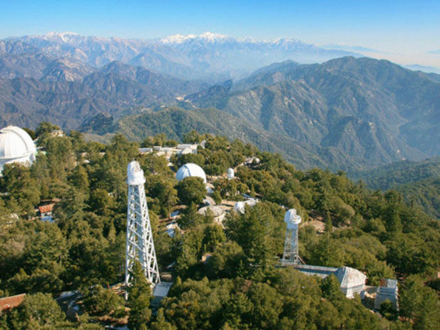 Public Observing Nights at the Mount Wilson Observatory