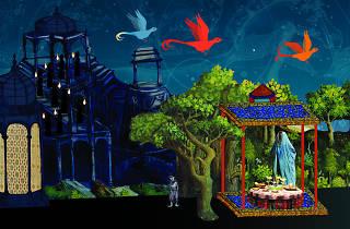 Un beau matin, Aladin