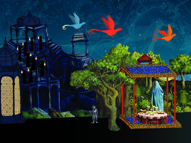 Théâtre • Un beau matin, Aladin