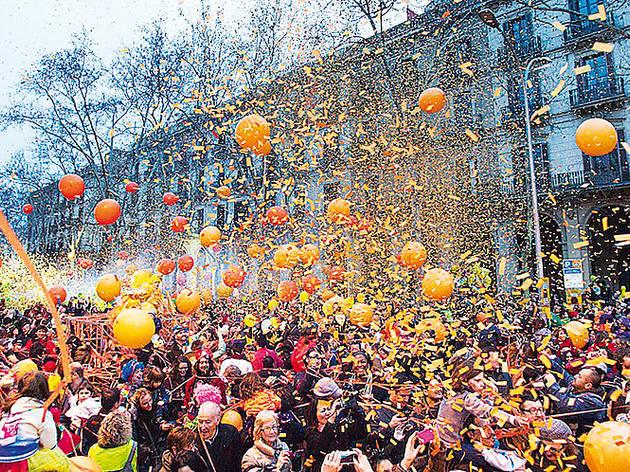 Carnival 2016: La Taronjada