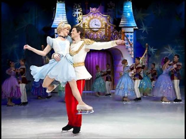 Disney on ice: vuelve a soñar