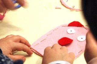 Elaboración de una marioneta