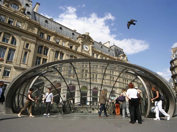 Les balades accessibles en RER