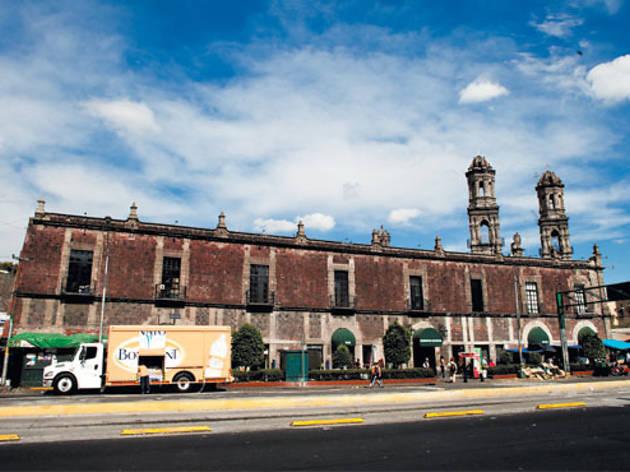 Exconvento de San Hipólito