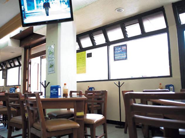 Bar Chapultepec