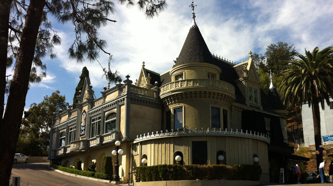 The Magic Castle.