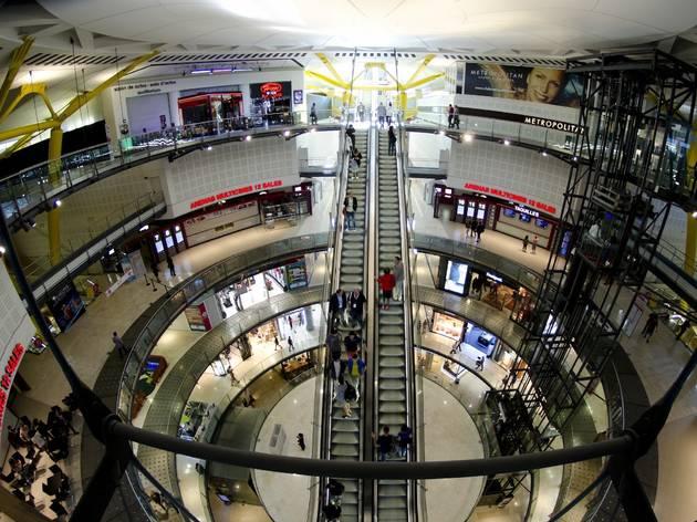 Centre Comercial Las Arenas