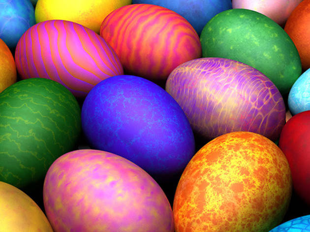 Great Egg Scramble