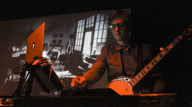 Public Service Broadcasting at Schubas