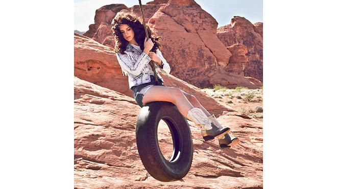 Coachella 2014: Lana Del Rey