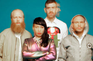 (Photograph: Courtesy Little Dragon)
