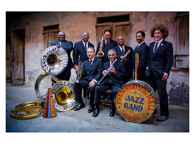 (Photograph: Courtesy Preservation Hall Jazz Band)