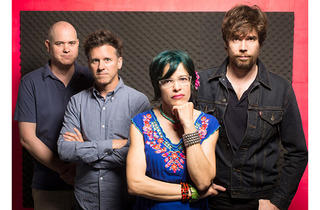 (Photograph: Courtesy Superchunk)